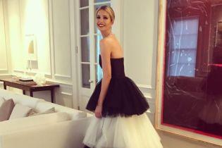 Иванка Трамп сходила на званый обед в эффектном платье за 8 тысяч долларов