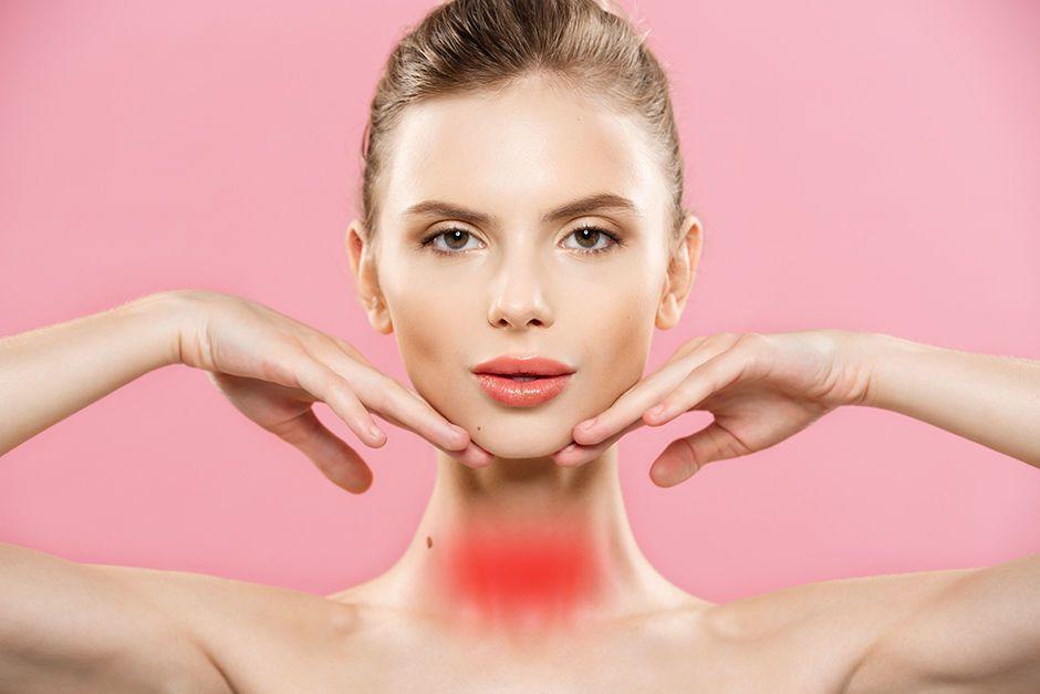 Щитовидна залоза, для блогів
