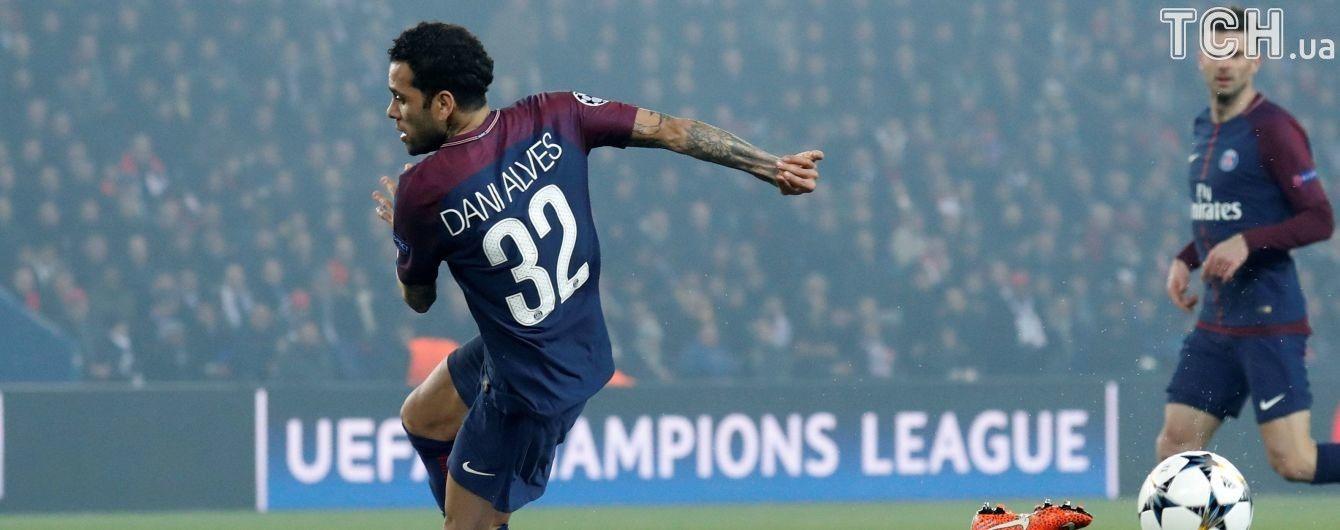 Футболист ПСЖ неоднозначно воспользовался футболкой Роналду во время матча Лиги чемпионов