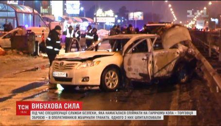 """СБУ разыскивает бывшего """"беркутовца"""", который швырнул в правоохранителей гранатой"""