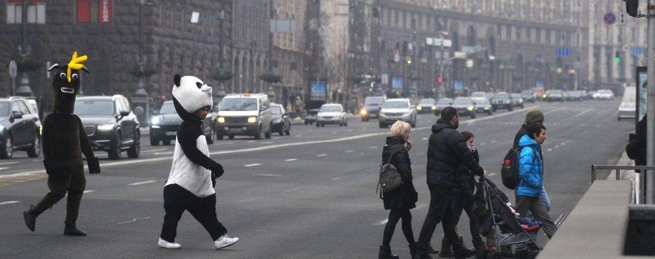 Куда лучше не ехать. Два дня подряд в Киеве будут перекрывать улицы для транспорта