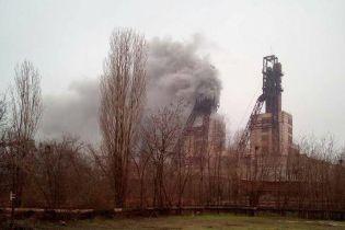 На Запорожье во время пожара пострадали шестеро горняков, один – в критическом состоянии