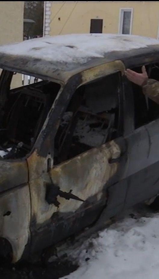 На Житомирщине черные лесорубы устроили террор лесникам и сопротивлялись полиции