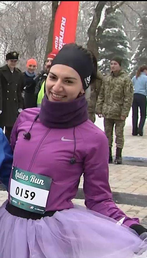У Києві відбувся третій щорічний забіг жінок