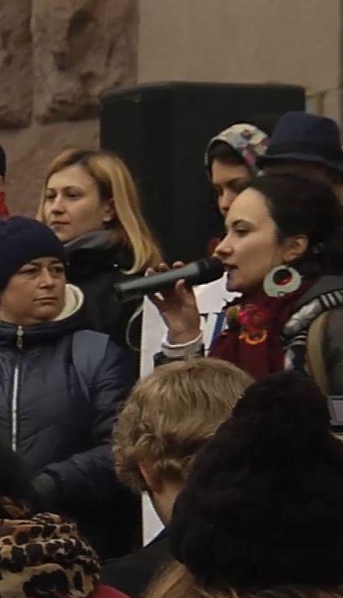 Украинские феминистки тоже заявили о гендерной несправедливости в стране
