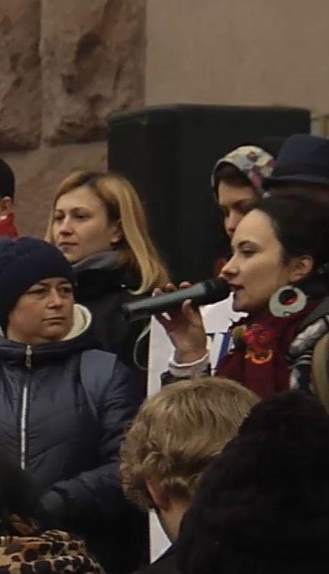 Українські феміністки теж заявили про гендерну несправедливість в країні