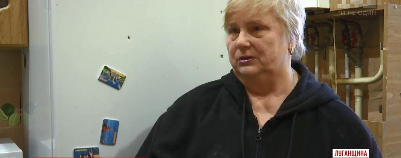 Предупреждение с того света: жительница Счастья две ночи перед обстрелом видела во сне умершего сына