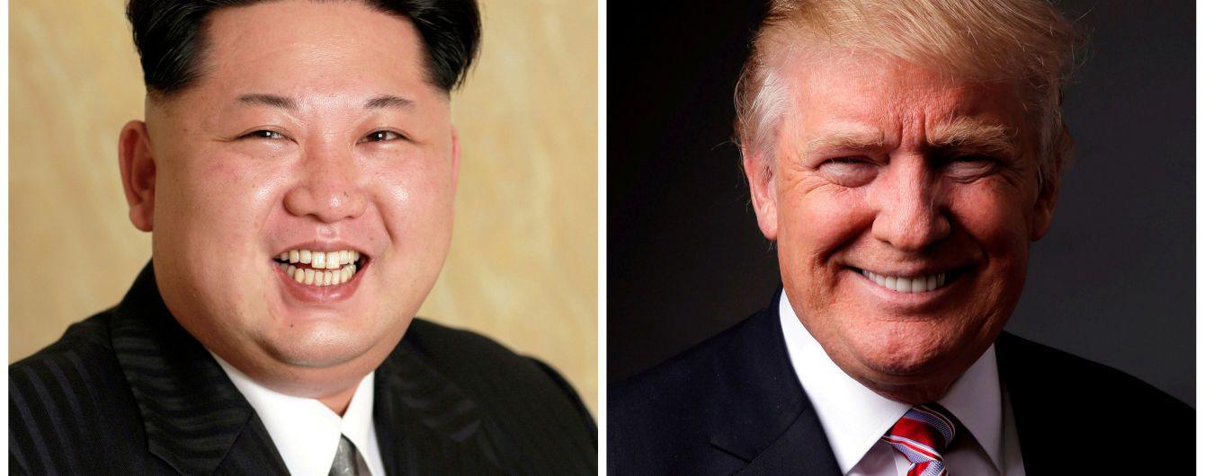 Трамп согласился встретиться с Ким Чен Ыном до мая – южнокорейский посланник