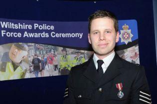 Отруєний разом із розвідником Скрипалем британський поліцейський вийшов з коми
