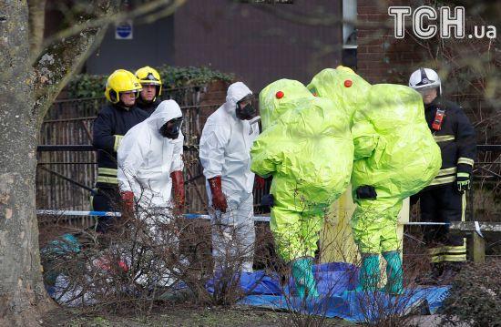 Поліція Британії оприлюднила імена та фото росіян, підозрюваних в отруєнні Скрипалів