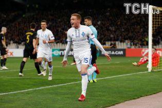 Цыганков претендует на звание игрока недели в Лиге Европы
