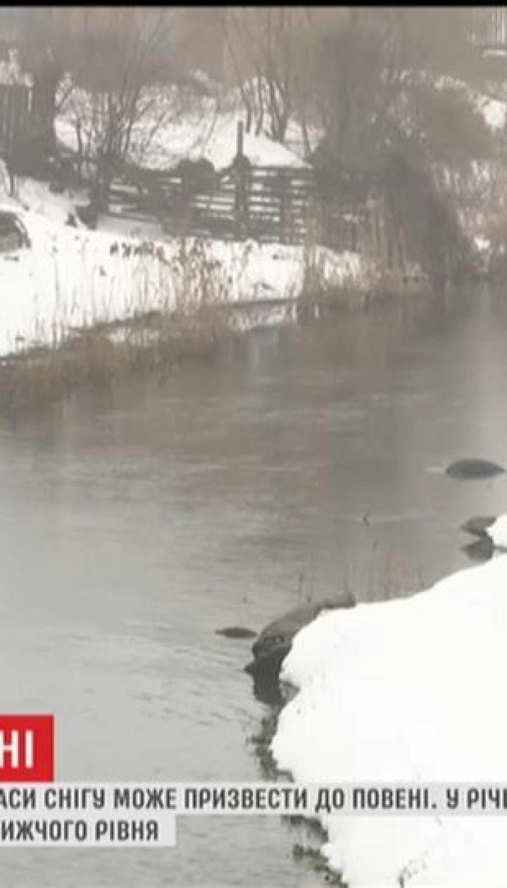 У Кропивницькому почали терміново спускати воду із міських річок