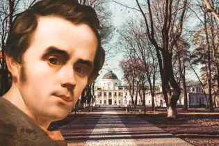 8 натхненних місць, які відвідував та описував Тарас Шевченко