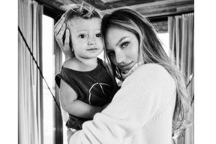 """Беременный """"ангел"""" Кэндис Свэйнпоул поделилась с поклонниками трогательными снимками с сыном"""