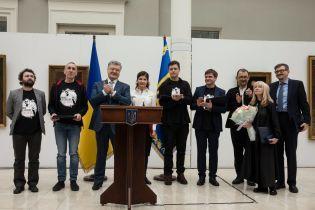 У Києві вручили Шевченківську премію