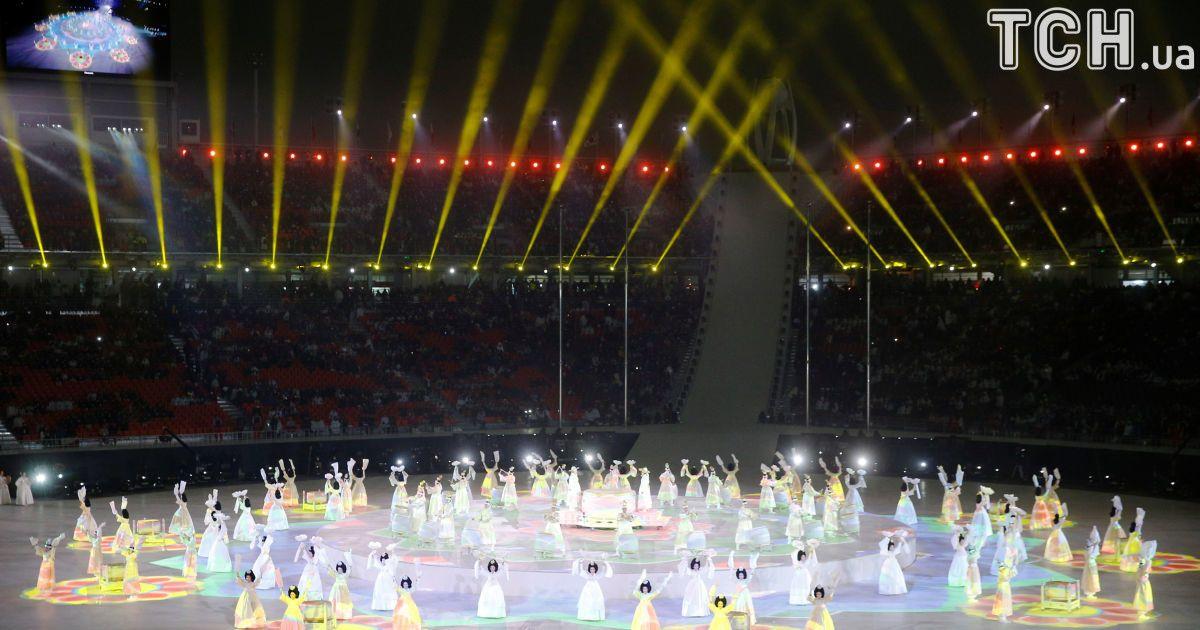 У Пхенчхані відбулася церемонія відкриття  XII Зимових Паралімпійських Ігор. @ Reuters