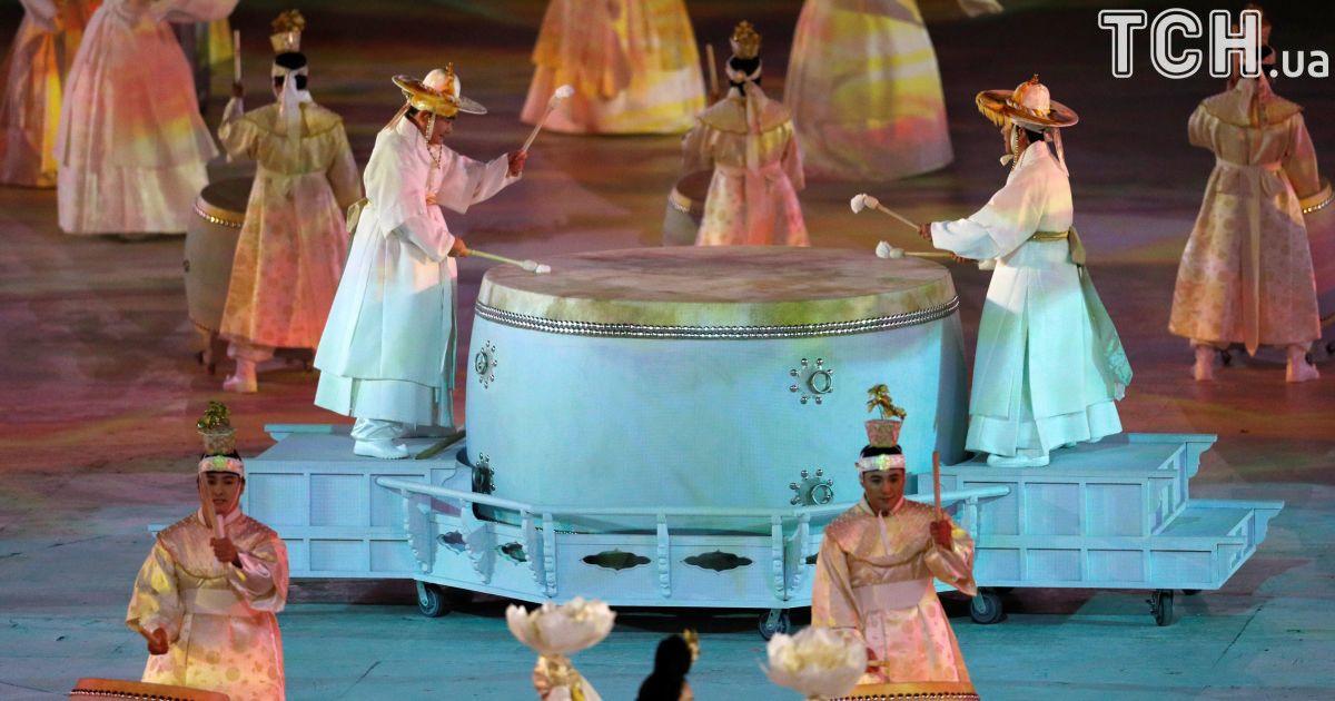 В Пхенчхане состоялась церемония открытия XII Зимних Паралимпийских Игр.