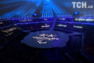Рекордное количество участников и яркая церемония. В Пхенчхане зажгли огонь зимней Паралимпиады-2018