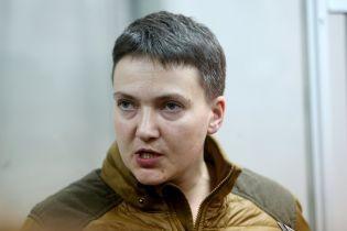 Савченко вимагає скасувати її виключення з оборонного комітету Ради