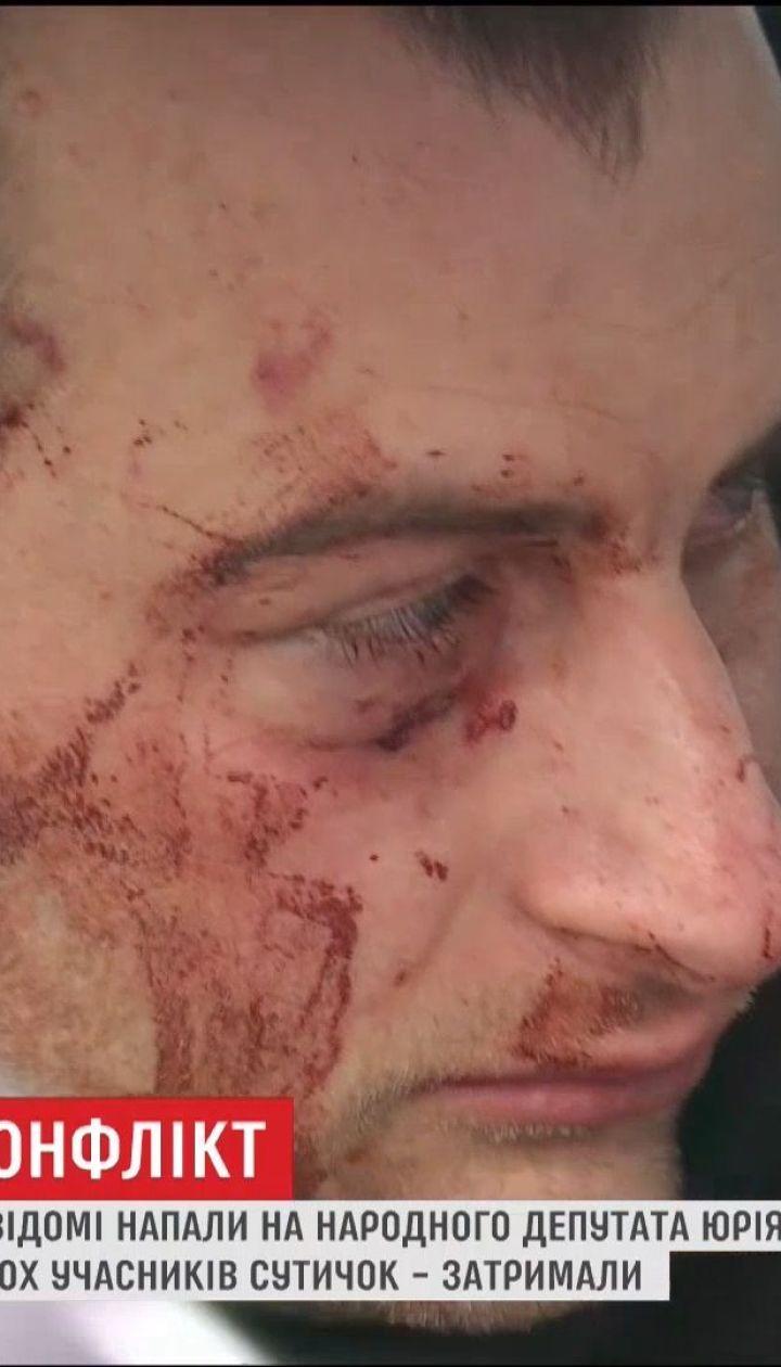 Семеро задержанных и избитый нардеп: жители столичной Татарки протестуют против застройки