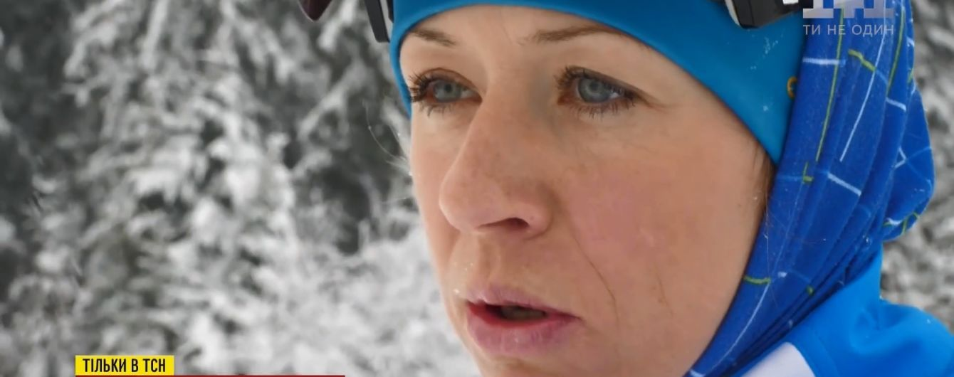 Биатлон с одной рукой: украинка Юлия Батенкова нацелилась на медали Паралимпиады-2018