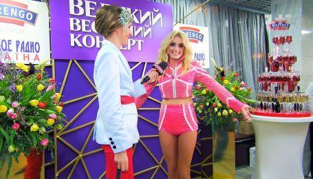 Ирина Федишин раскрыла свой секрет стройности