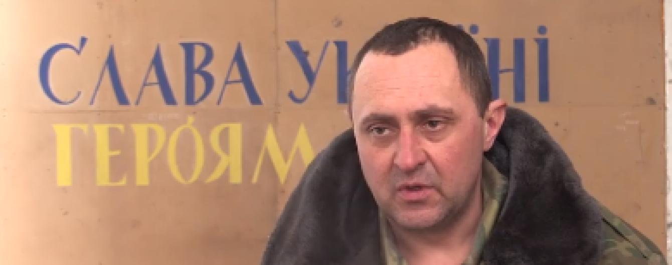 На Луганщині військові затримали бойовика, який намагався потрапити вглиб позицій