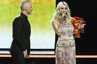 Loboda подтвердила беременность и показала живот в обтягивающем платье