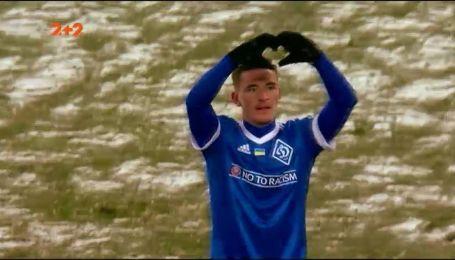 Беньямин Вербич забил самый крутой гол 22 тура