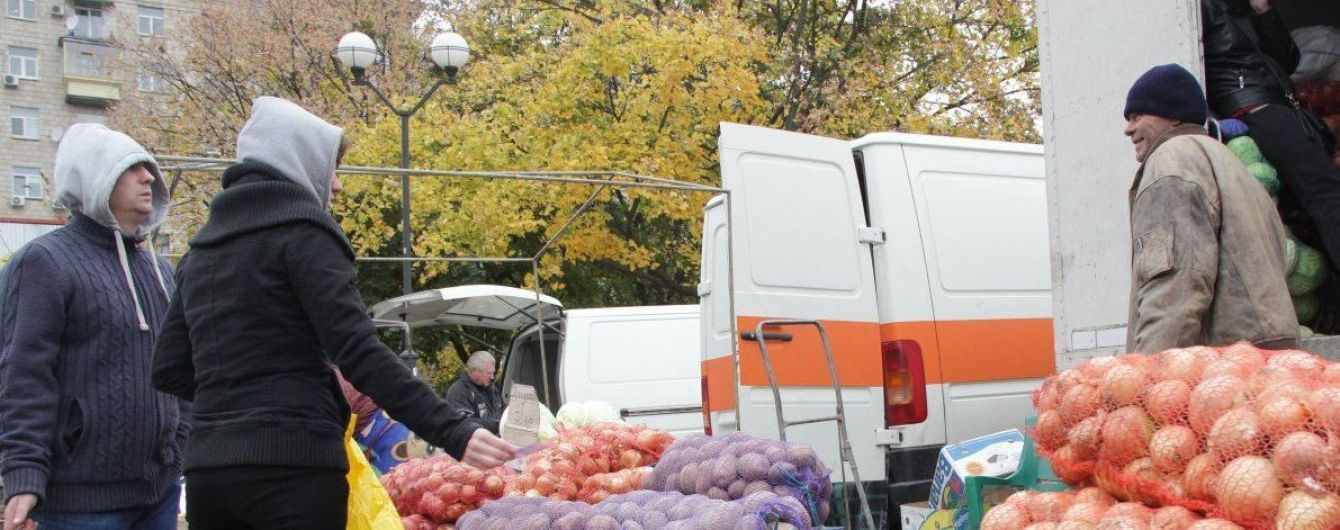 В Украине подорожали мясо и овощи, а сахар, сало, макароны и гречка подешевели