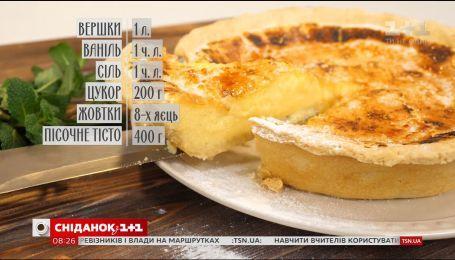 Крем-брюле - рецепты Сеничкина