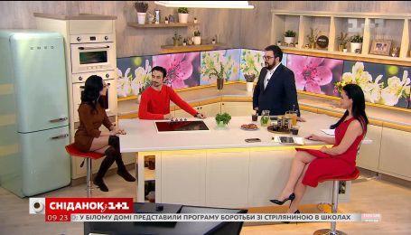 Артисти балету Катерина Кухар та Олександр Стоянов розказали цікаві факти про балетні пачки