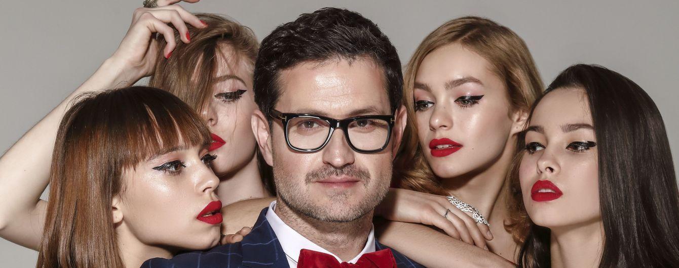 Стильный и обаятельный: лицом мужской коллекции Andre Tan стал известный украинский актер