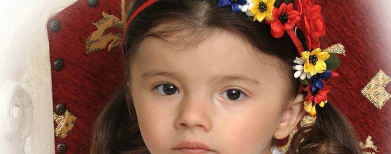 В жертвенной помощи нуждается маленькая Юлия