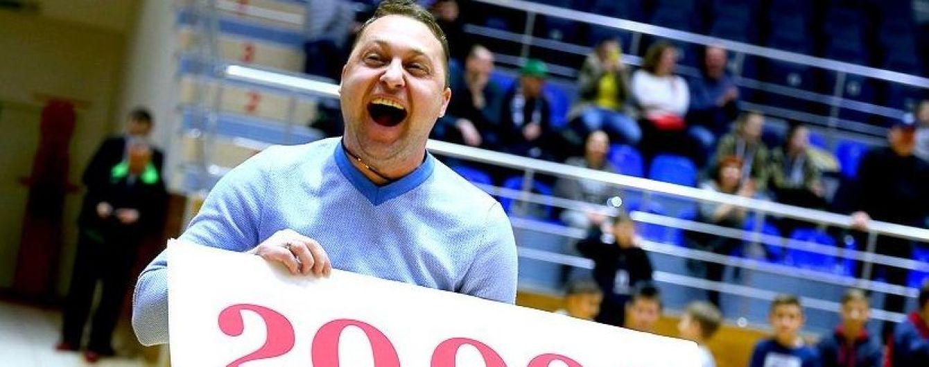 Харьковский болельщик выиграл джекпот в финале Кубка Украины по баскетболу