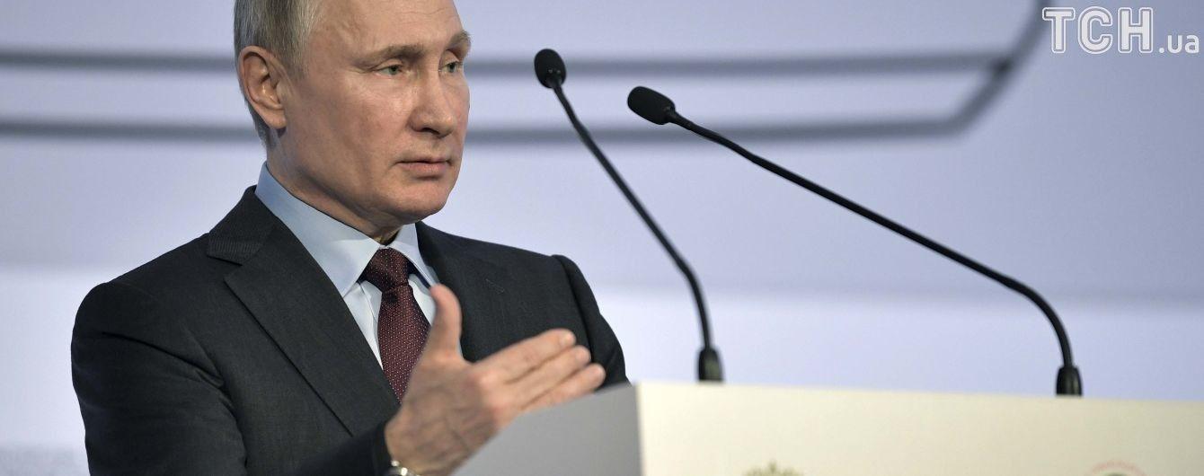 В Германии заявили, что давно не считают Путина партнером