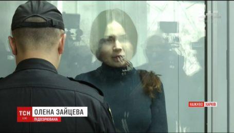 Елена Зайцева впервые дала показания о страшной аварии в Харькове
