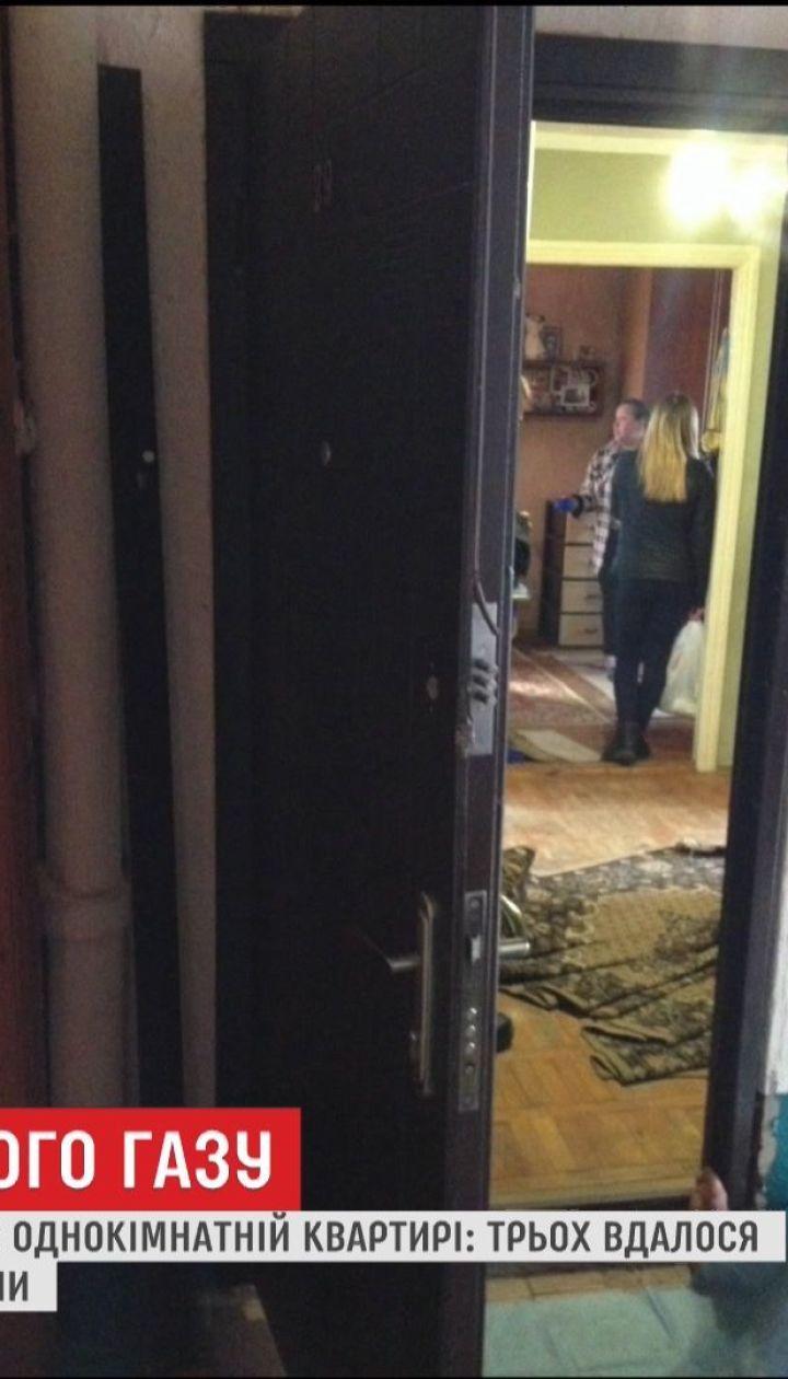 В квартире на Львовщине угорели 2-летний мальчик и прабабушка