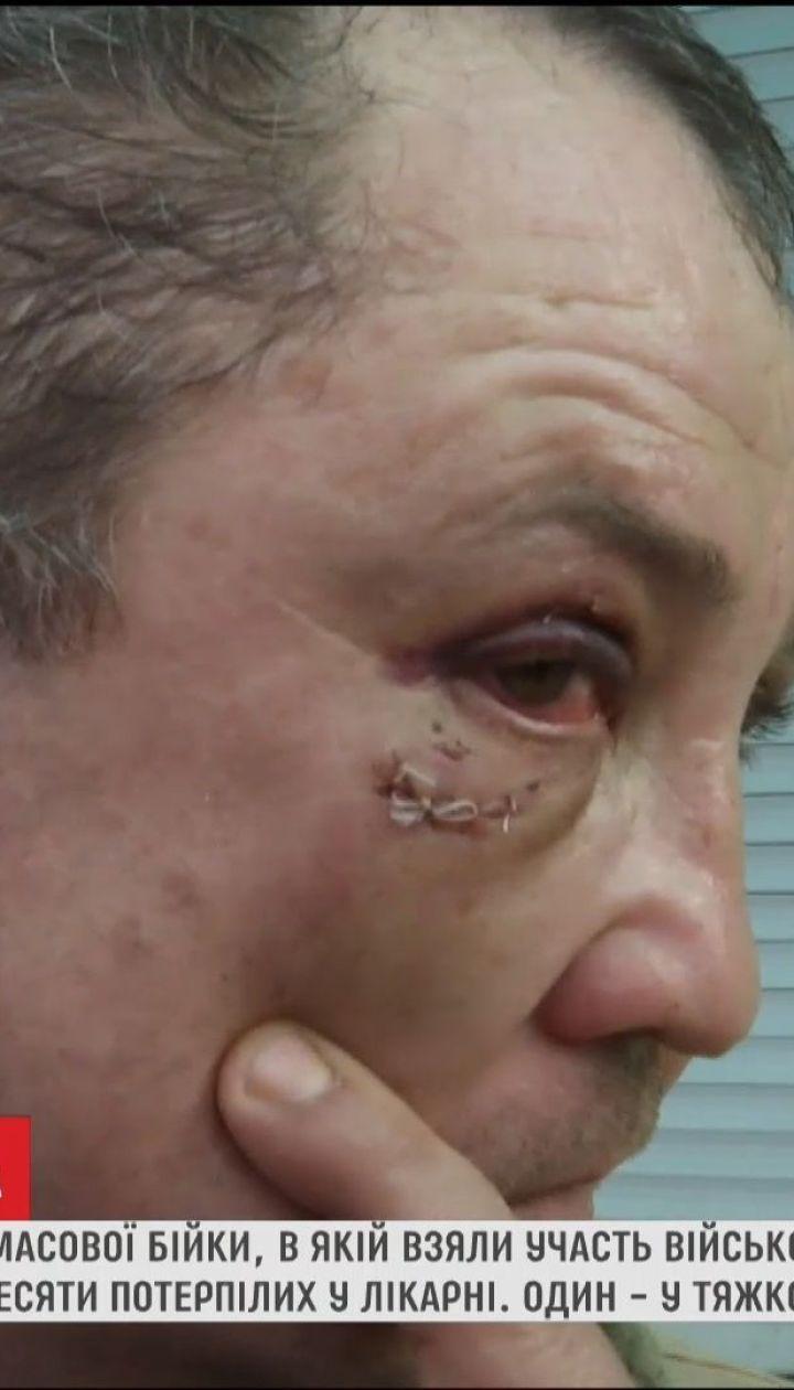 У селі на Херсонщині стались бійки за участю щонайменше 30 людей