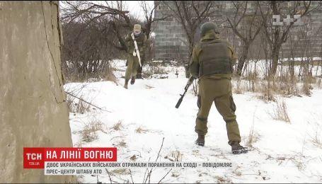 Украинские военные страдают от так называемого перемирия на Донбассе