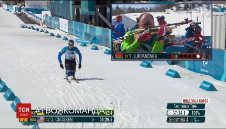 Украина завоевала очередные медали на Паралимпийских играх