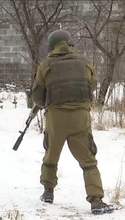 Українські військові страждають від так званого перемир'я на Донбасі