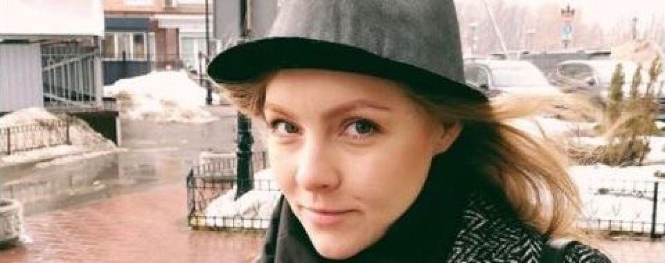 Алена Шоптенко продемонстрировала беременный животик