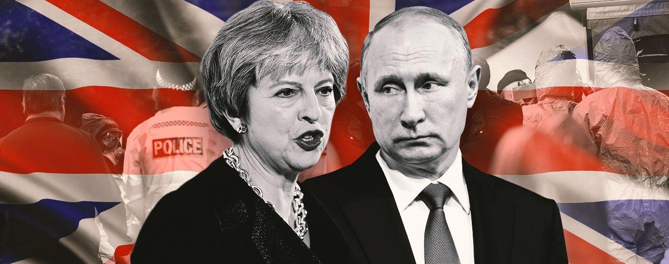 Отравление Скрипаля: Британия объявит войну России?