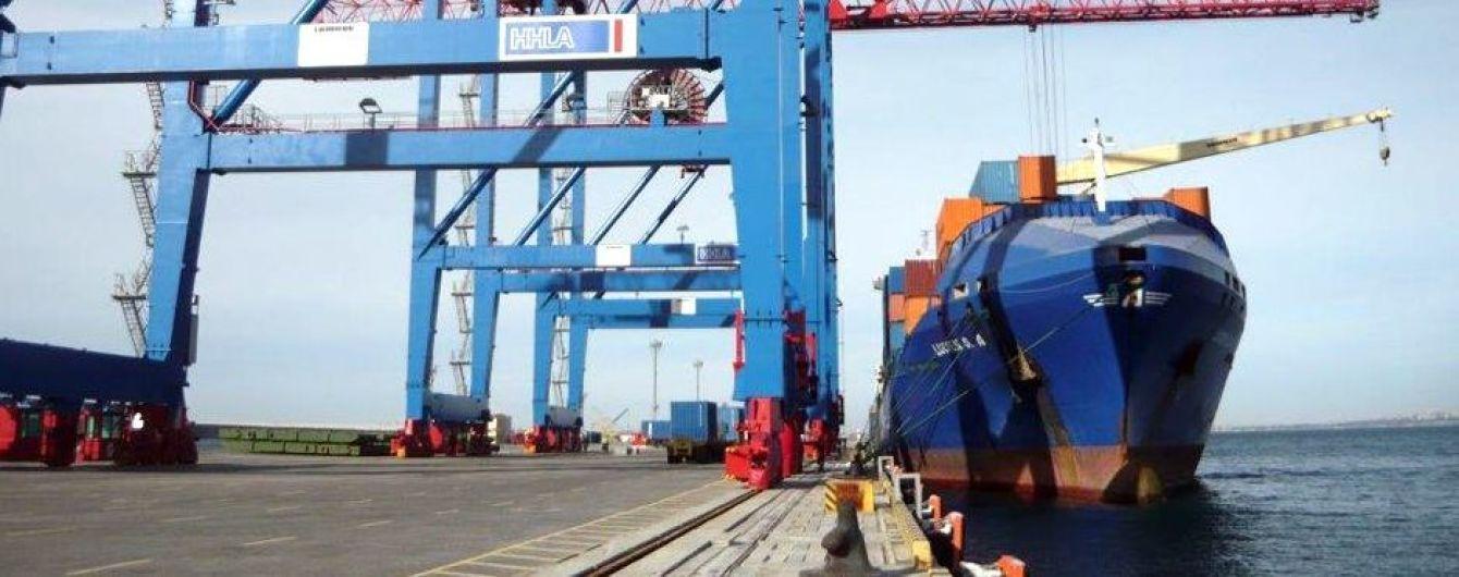 """""""Контейнерный терминал Одесса"""" будет сотрудничать из одной из крупнейших контейнерных компаний мира"""
