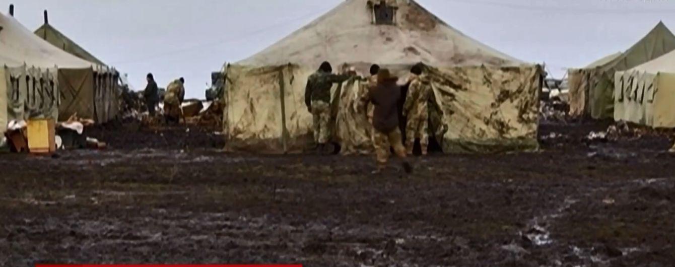 """""""Намет згорів за 40 секунд"""": очевидець пожежі на полігоні Широкий Лан розповів про трагедію"""