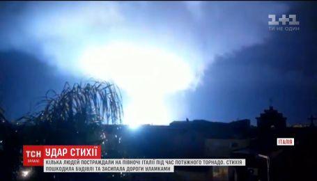 Мощный торнадо обрушился на юг Италии