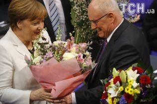 Меркель в четвертый раз избрана канцлером Германии