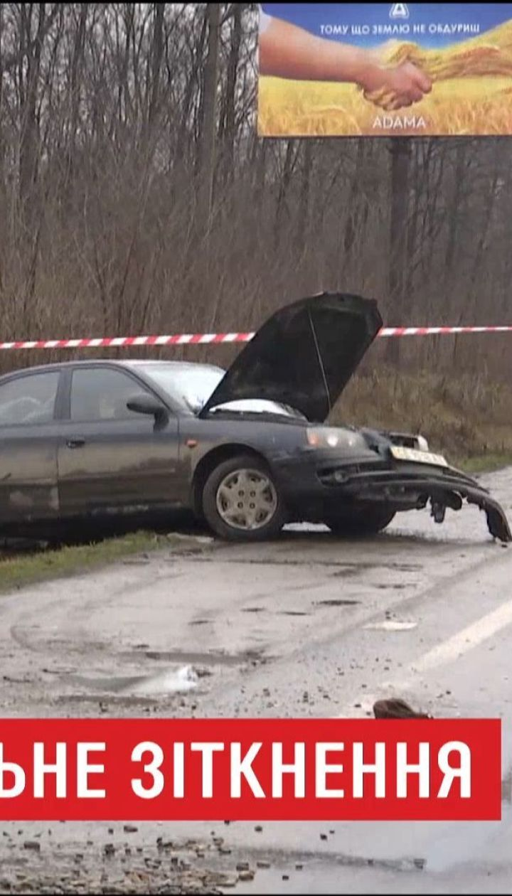 Четыре человека погибли в аварии под Черновцами