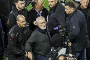 ПАОК вигнали з футбольної організації через ганебний вчинок російського власника